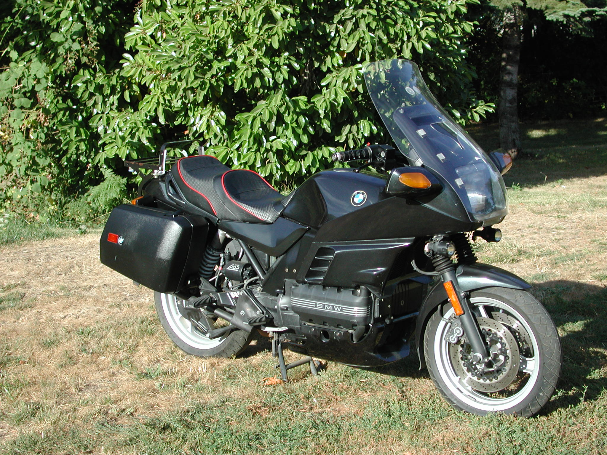 Bmw Bmw K100rs Abs