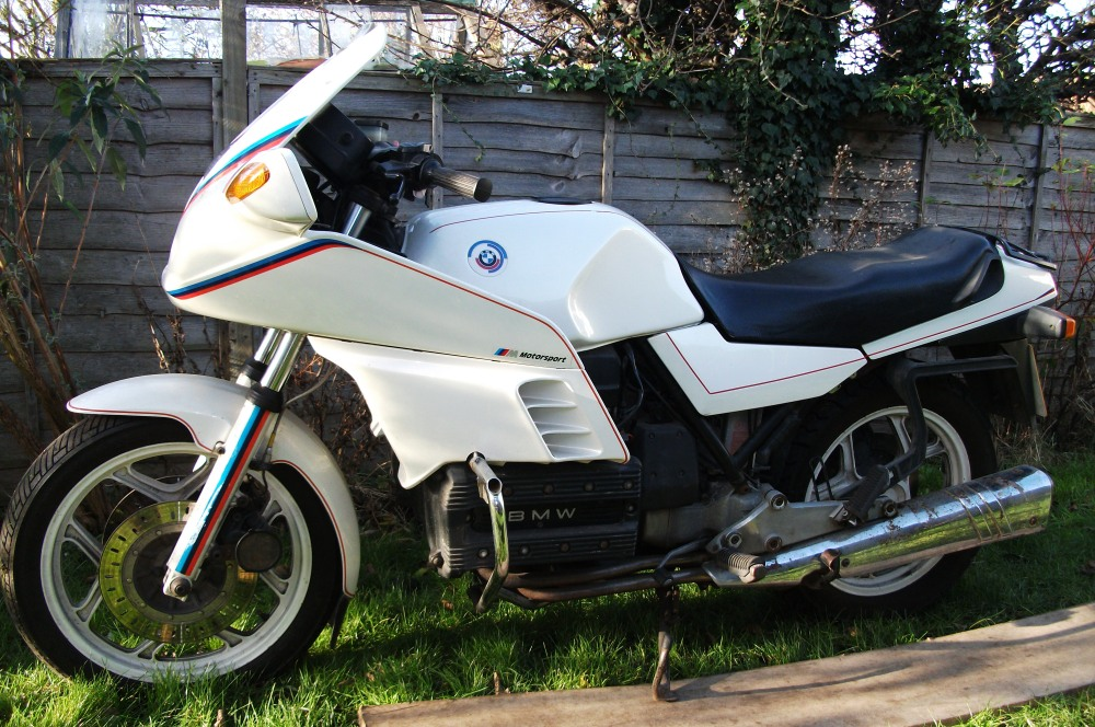 BMW K100RS Motorsport #2