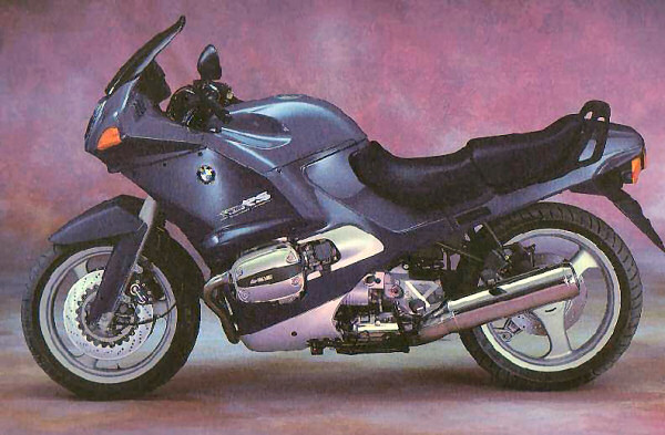BMW K1100LT Highline 1997 #10