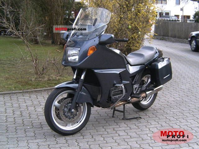 BMW K1100LT Highline 1997 #4