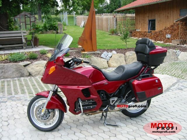 BMW K1100LT Highline 1997 #5