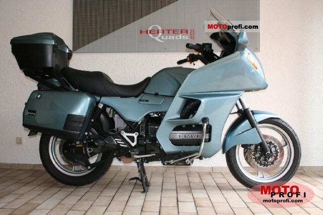 BMW K1100LT Highline 1997 #6