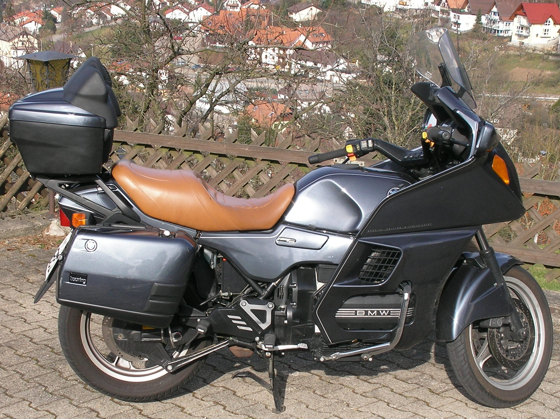 BMW K1100LT Highline 1997 #9