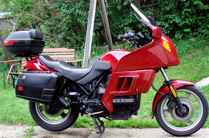 1992 Bmw K75 Rt Image 3