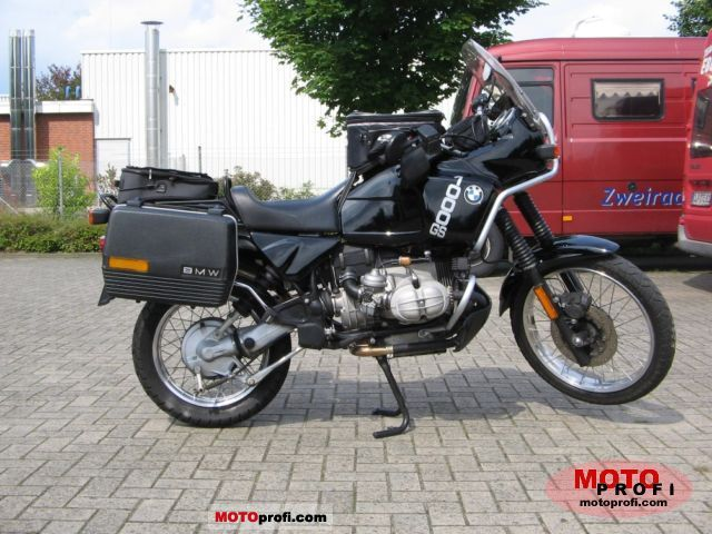 BMW R100GS Paris-Dakar 1992 #13