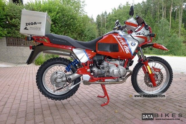 BMW R100GS Paris-Dakar 1992 #2