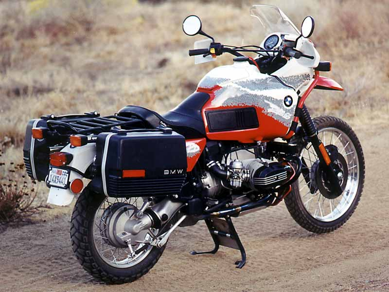 BMW R100GS Paris-Dakar 1995 #1