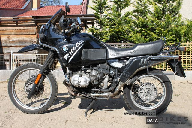 BMW R100GS Paris-Dakar 1995 #11