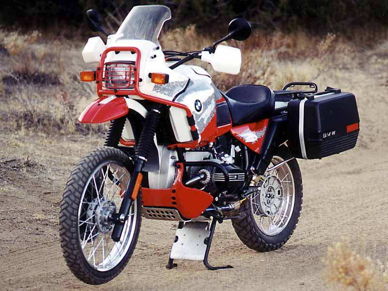BMW R100GS Paris-Dakar 1995 #3
