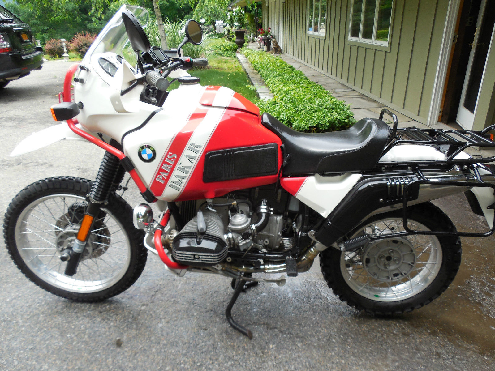 BMW R100GS Paris-Dakar 1995 #7