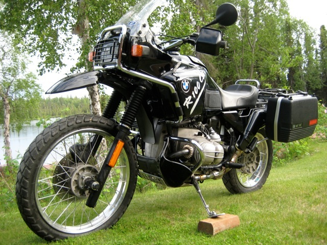 BMW R100GS PD Classic #1