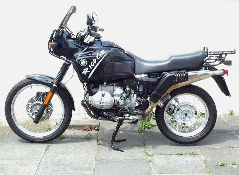 BMW R100GS PD Classic #5