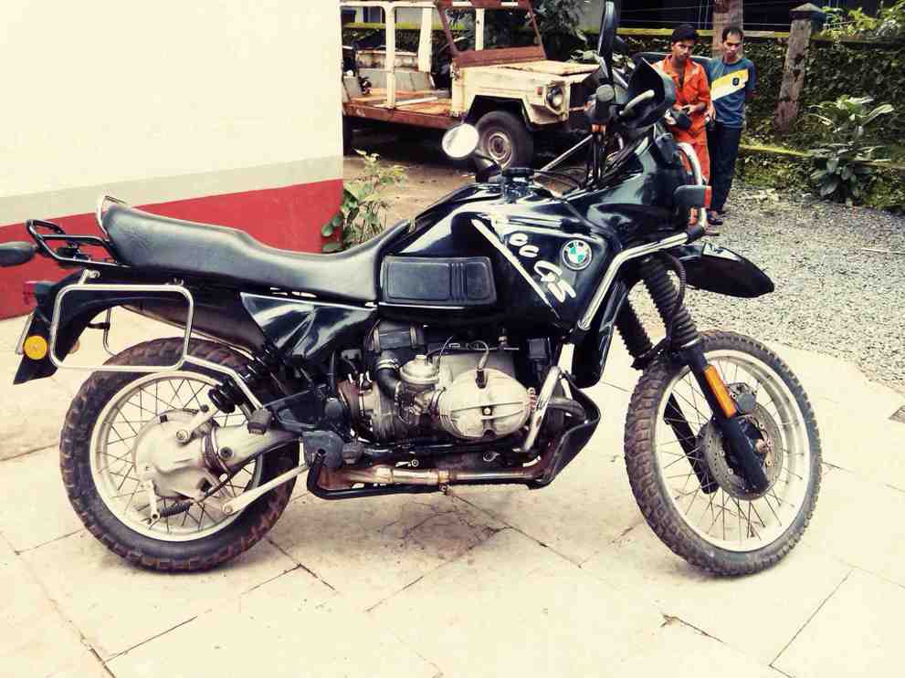 BMW R100GS PD Classic #6
