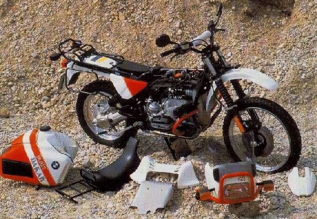 BMW R100GS PD Classic #7
