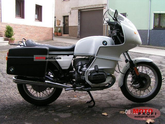 BMW R100RS 1980 #5