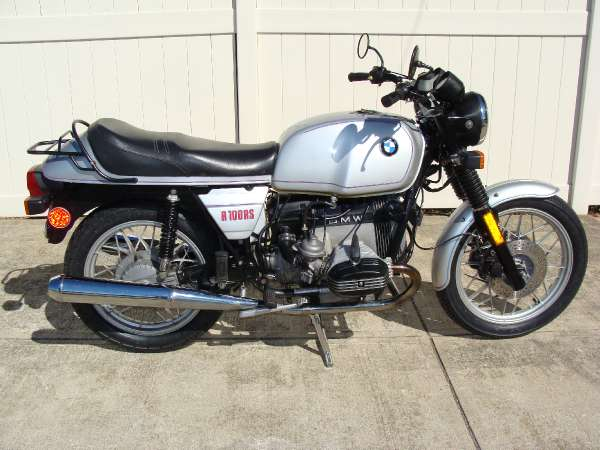BMW R100RS 1981 #1
