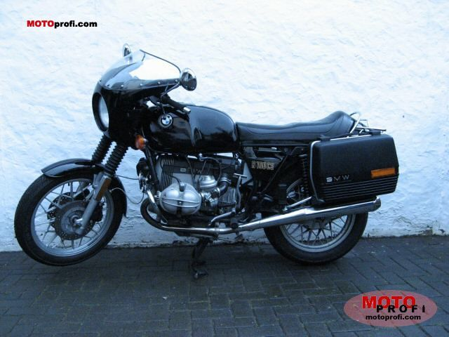 BMW R100RS 1981 #11