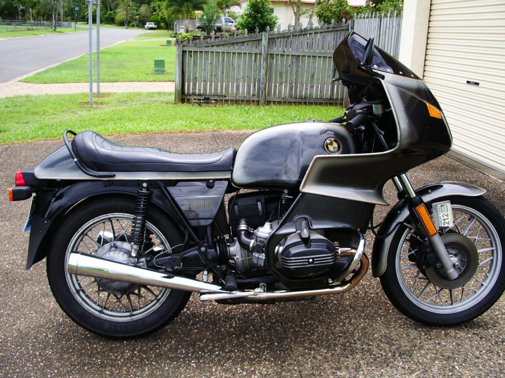 BMW R100RS 1981 #6