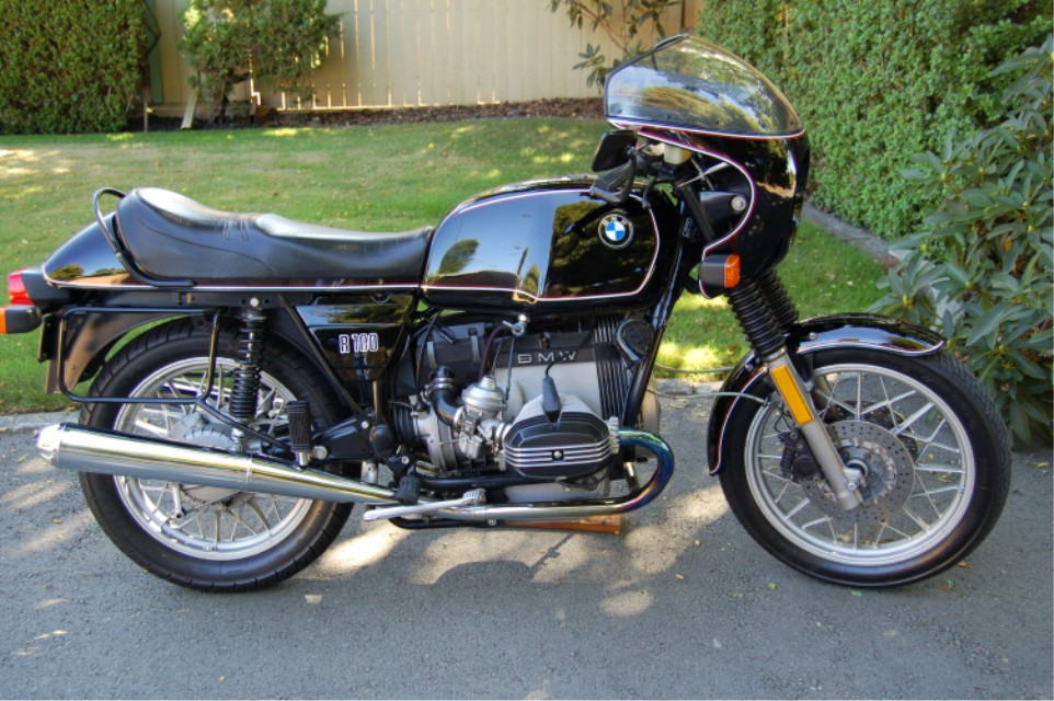 BMW R100RS 1983 #1