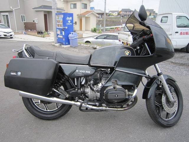 BMW R100RS 1989 #10