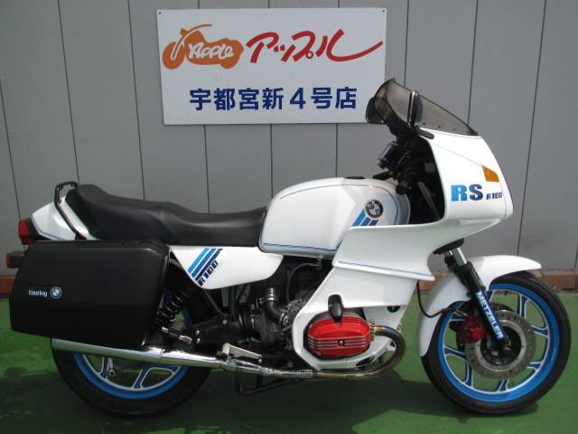 BMW R100RS 1989 #11