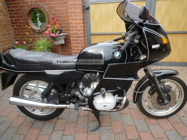 BMW R100RS 1989 #12