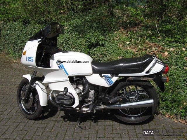 BMW R100RS 1989 #3