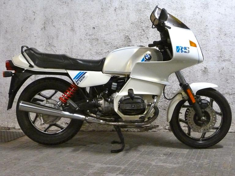 BMW R100RS 1989 #4