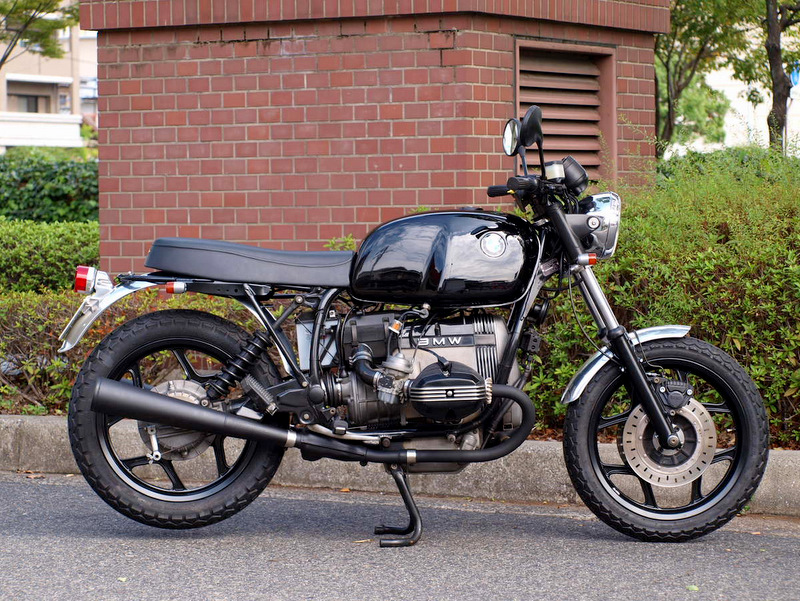 BMW R100RS 1989 #6