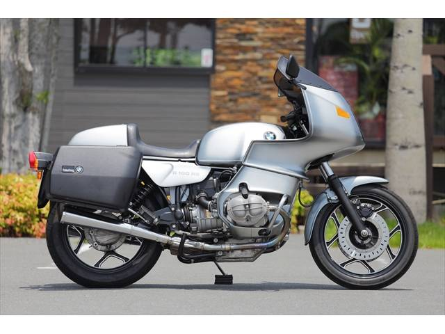 BMW R100RS 1989 #8