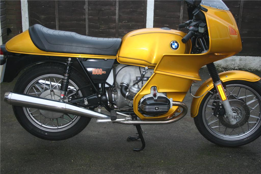 BMW R100RS #7