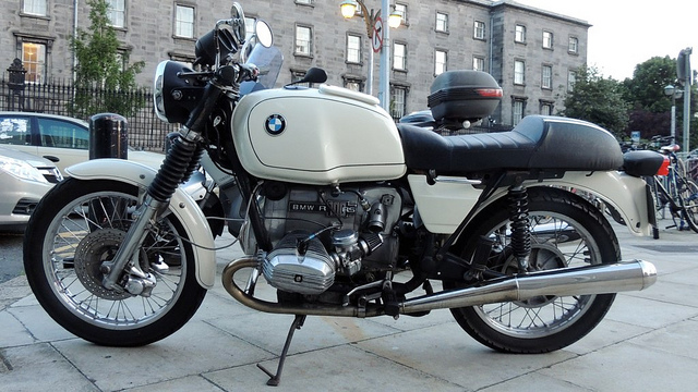 BMW R100RS #9