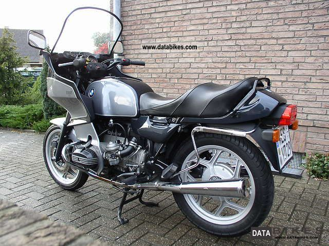 bmw bmw r100rt moto zombdrive com. Black Bedroom Furniture Sets. Home Design Ideas