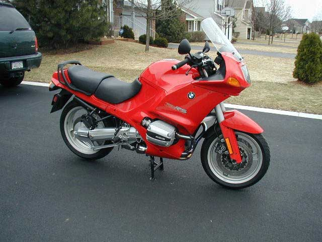 BMW R1100RS 1993 #10