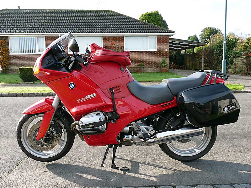 BMW R1100RS 1993 #11
