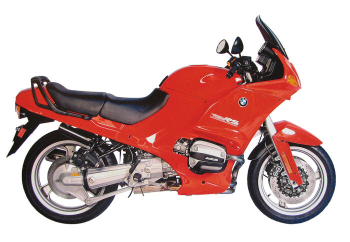 1993 Bmw R1100rs Image 12