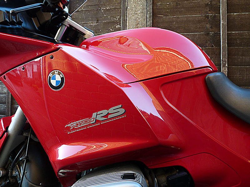 BMW R1100RS 1993 #13