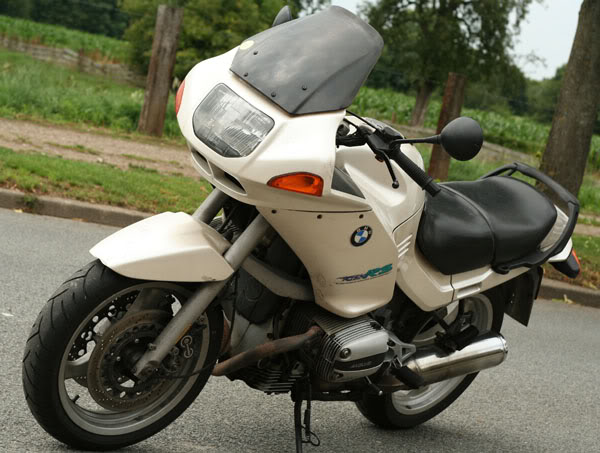 BMW R1100RS 1993 #3