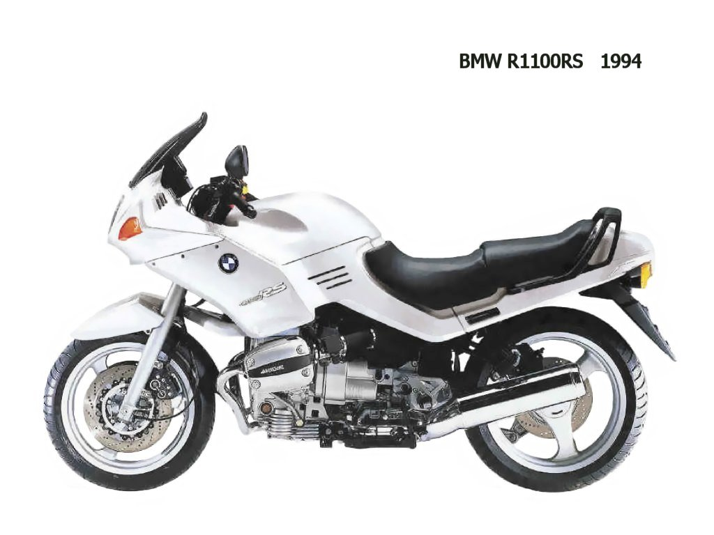 BMW R1100RS 1993 #4