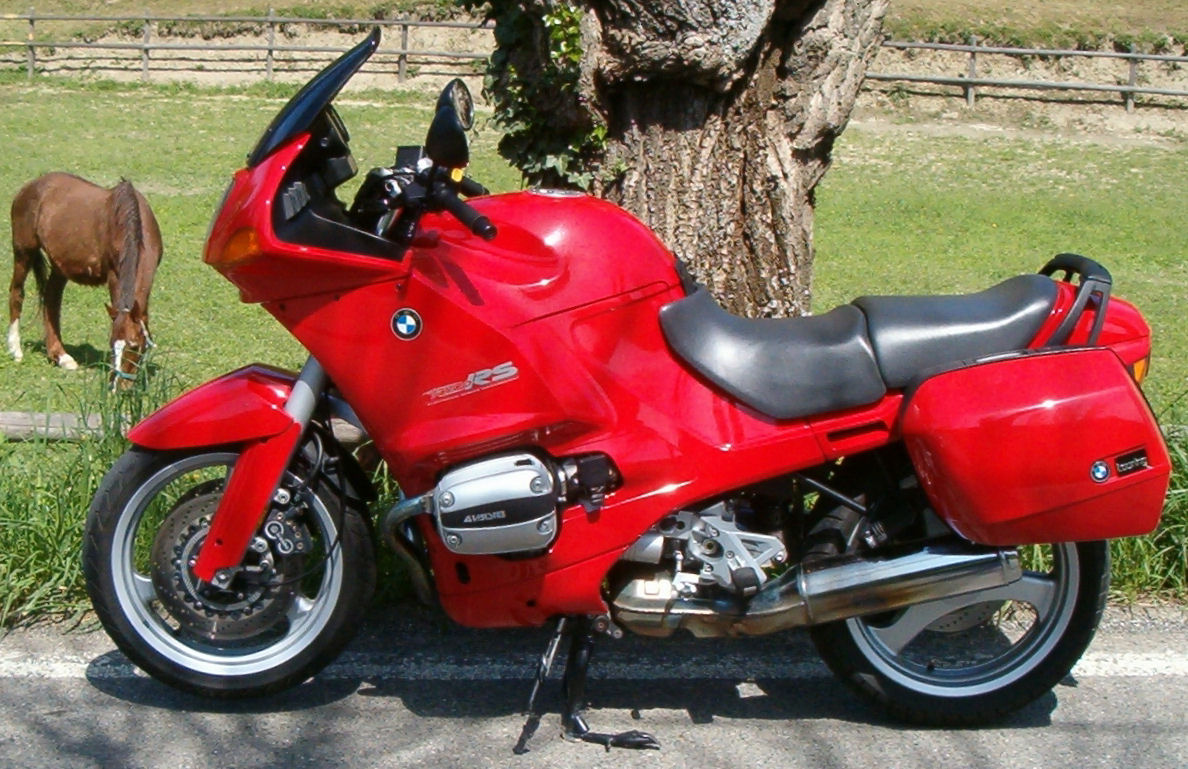 BMW R1100RS 1993 #9