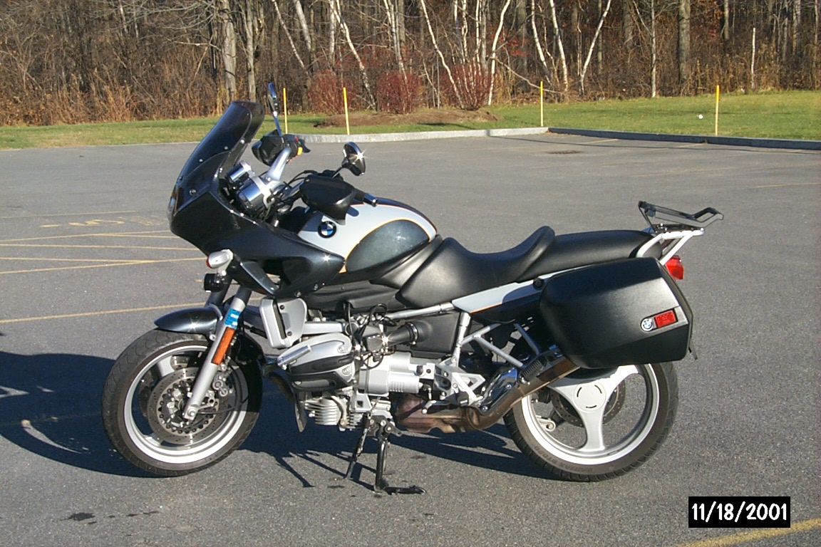 BMW R1100RS 1996 #9