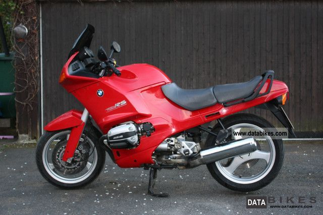 BMW R1100RS 1996 #10