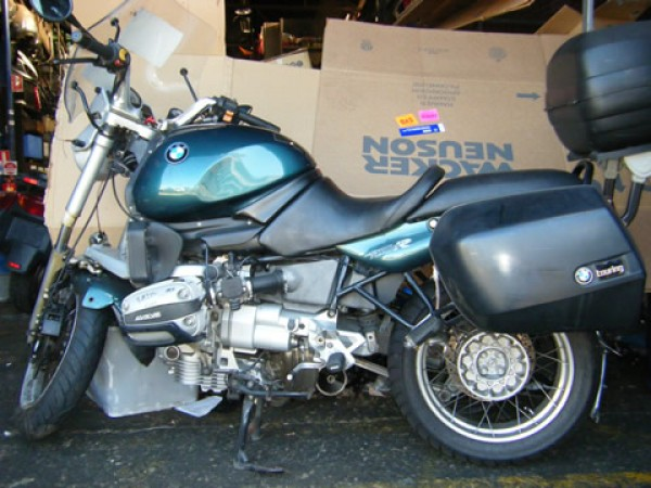 BMW R1100RS 1996 #6
