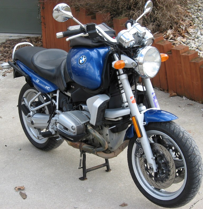 BMW R1100RS 2000 #5