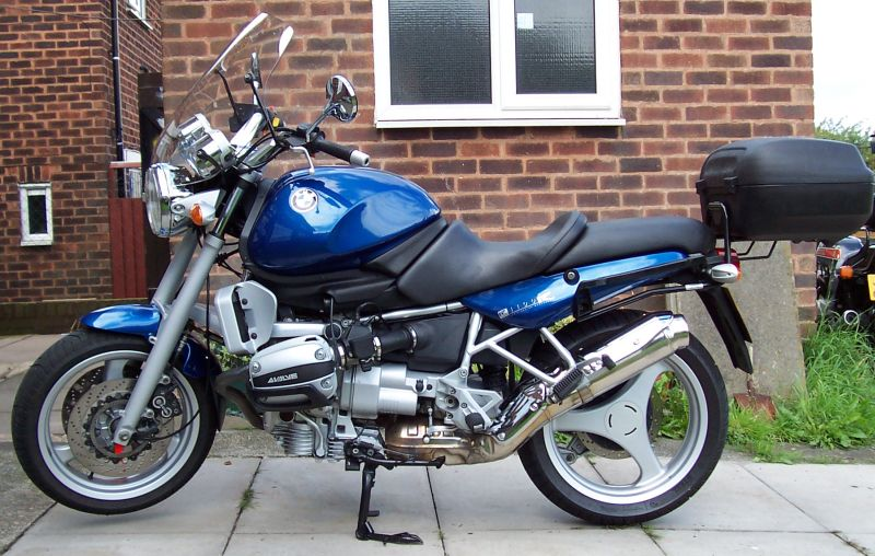 BMW R1100RS 2000 #6