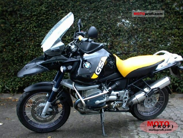 BMW R1150GS Adventure 2003 #13