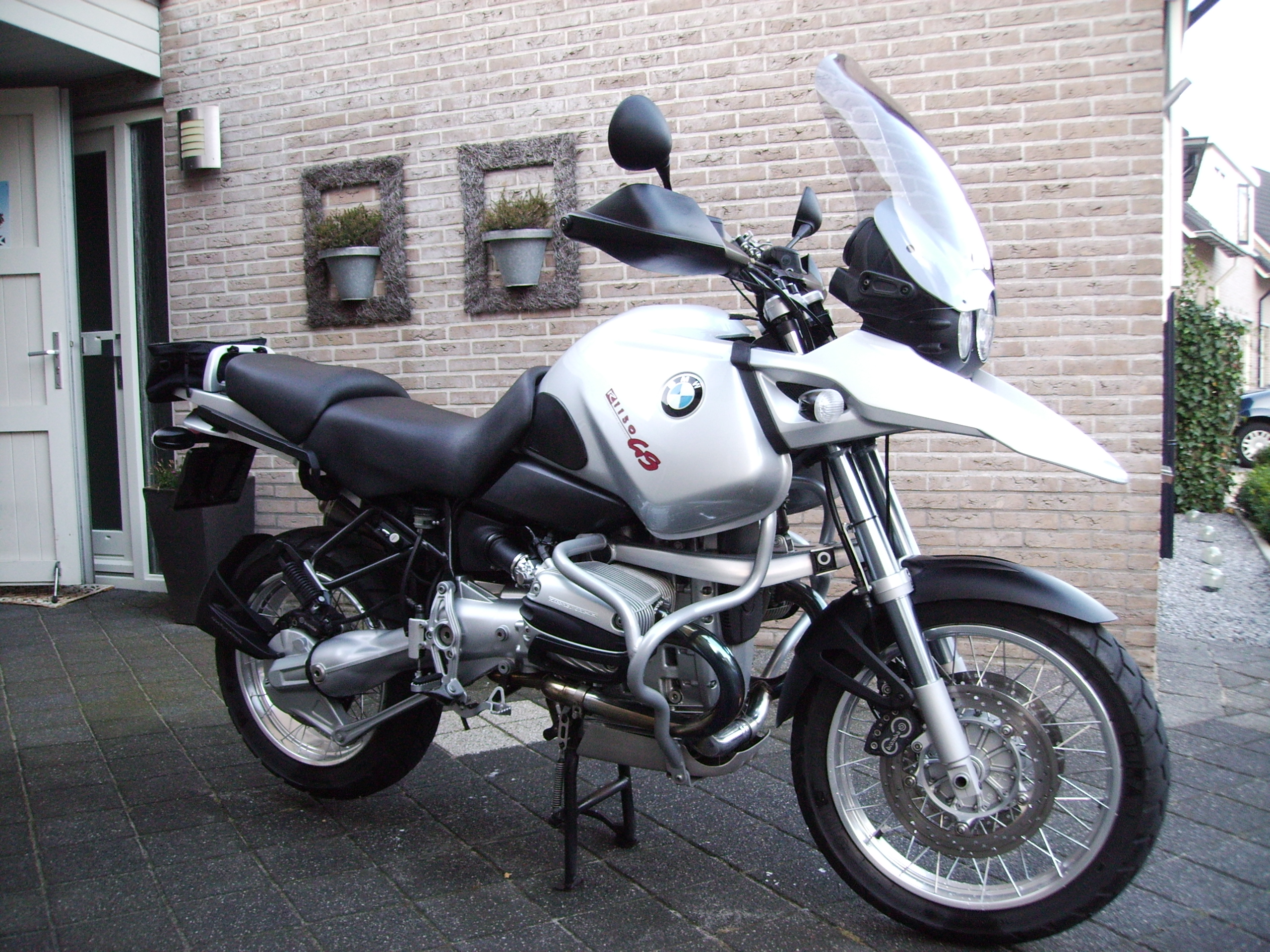 BMW R1150GS Adventure 2003 #5