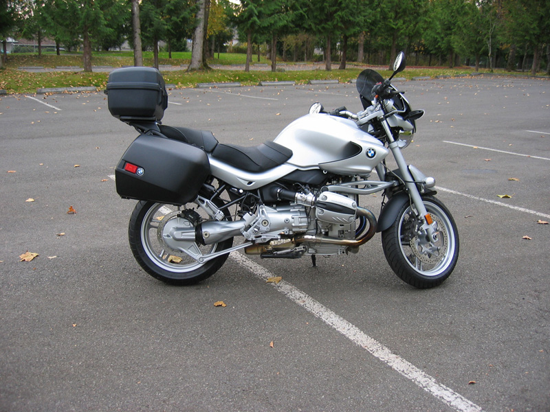 BMW R1150RS 2003 #8