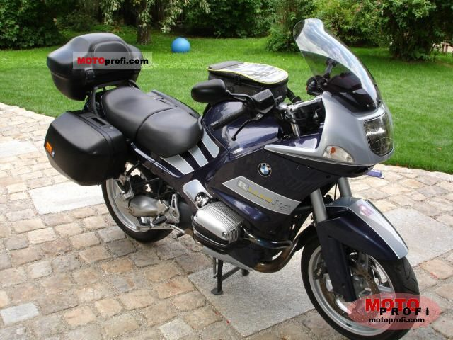 BMW R1150RS 2003 #9