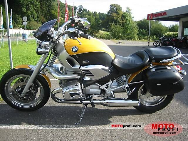 BMW R1200 Independent 2001 #11